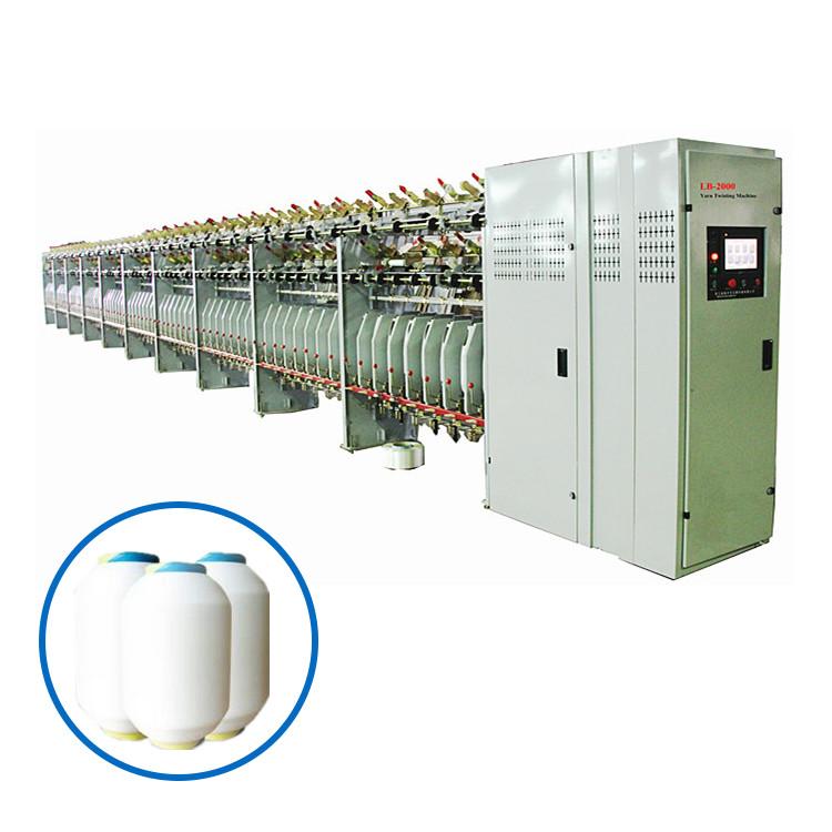 LB-2000 Twisting Machine - YARN COVERING MACHINE/AIR COVERING